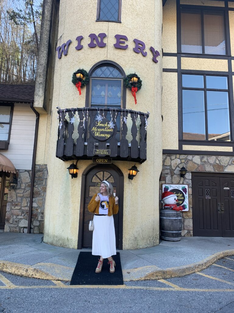 Travel Guide to Gatlinburg and Pigeon Forge, Smoky Mountain Winery