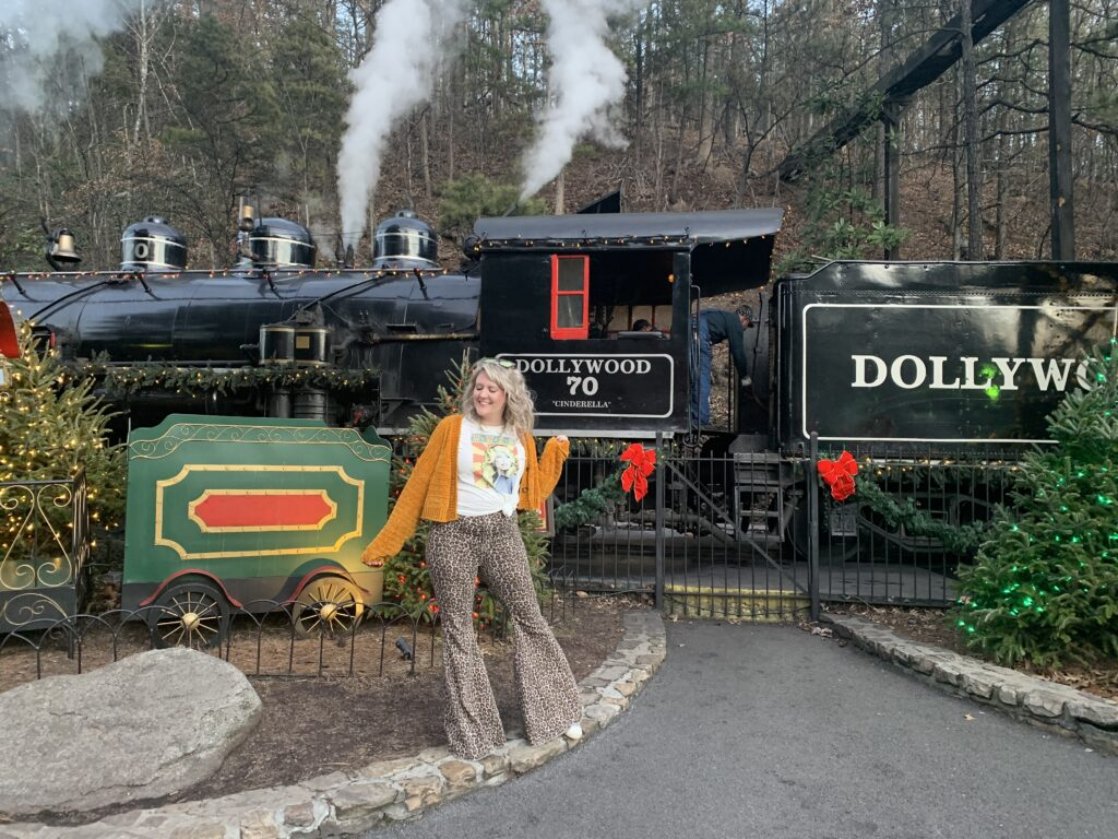 Anniversary Trip Dollywood Tennessee Express