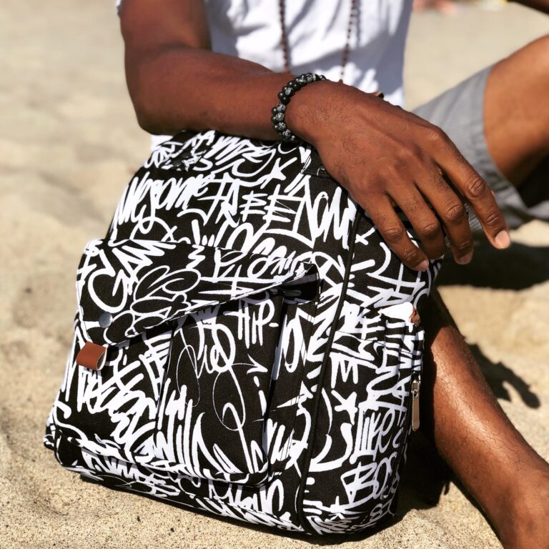 Interview: Learn More About Marcus Gray, Founder of Hip Hop Diaper Bag