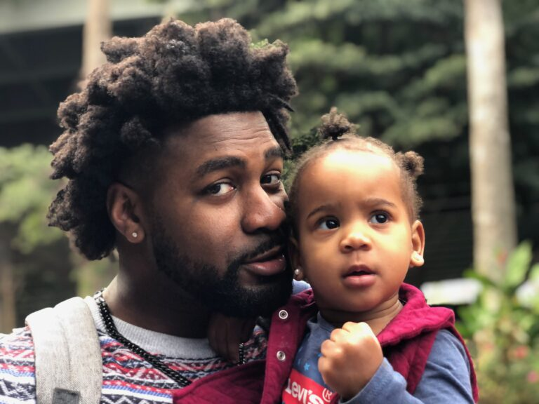 'Frontline Hero' Delonte Lynch Speaks on Fatherhood and Lessons Learned from Absent Father
