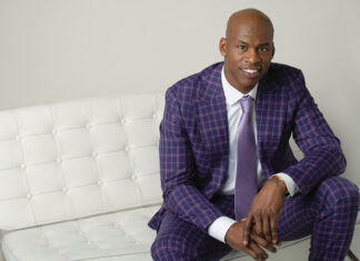 Al Harrington Viola Brands CEO by John Taylor for mg Magazine