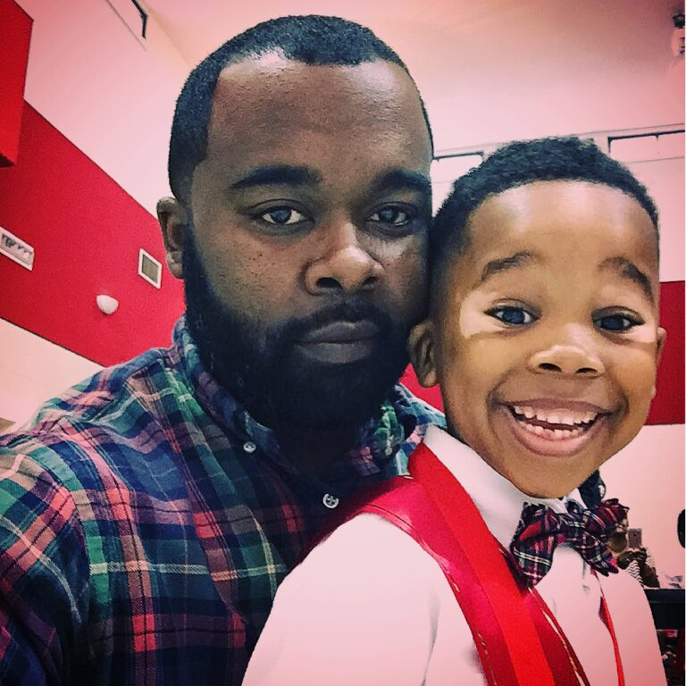 Ethnic Ish N More Host, Nico Martin, Amplifies and Celebrates Black Culture in the Community and in Fatherhood