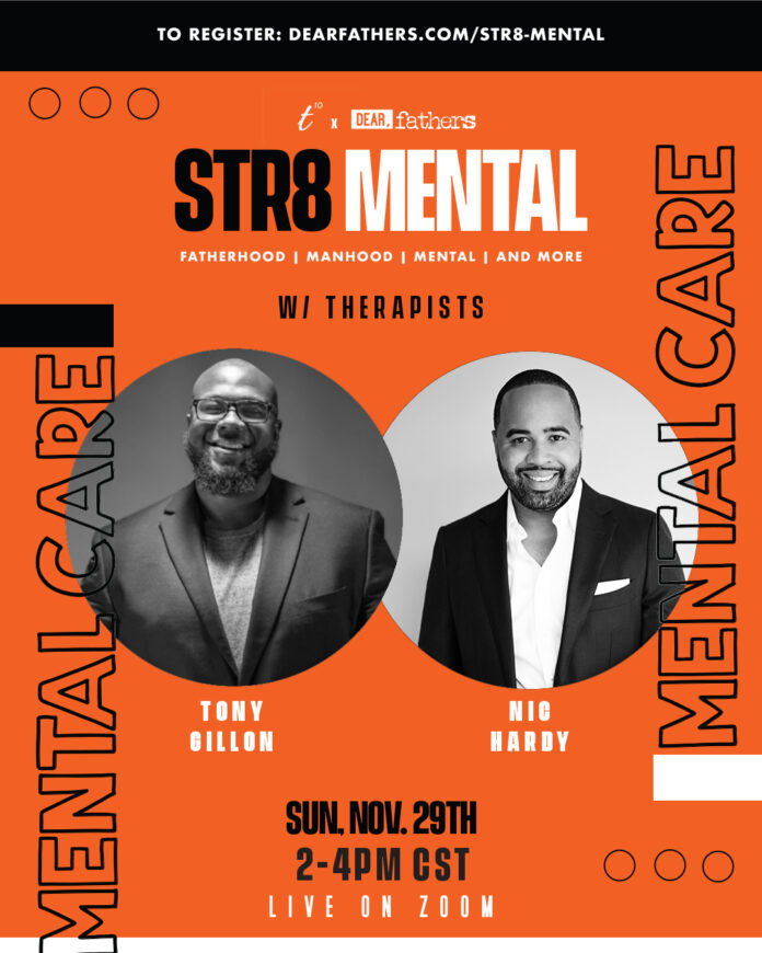 DEAR FATHERS STR8 MENTAL NOV 29TH ORANGE