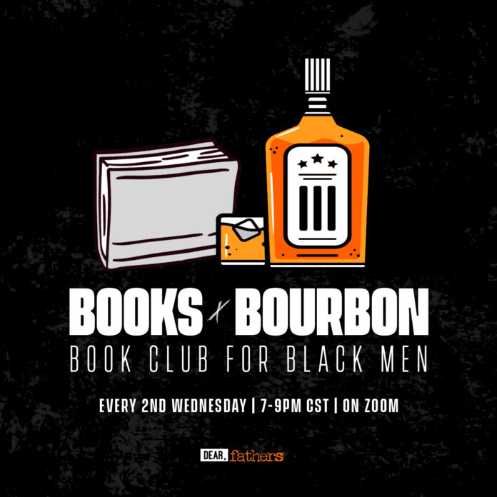 BOOKS AND BOURBON OFFICIAL BLACK