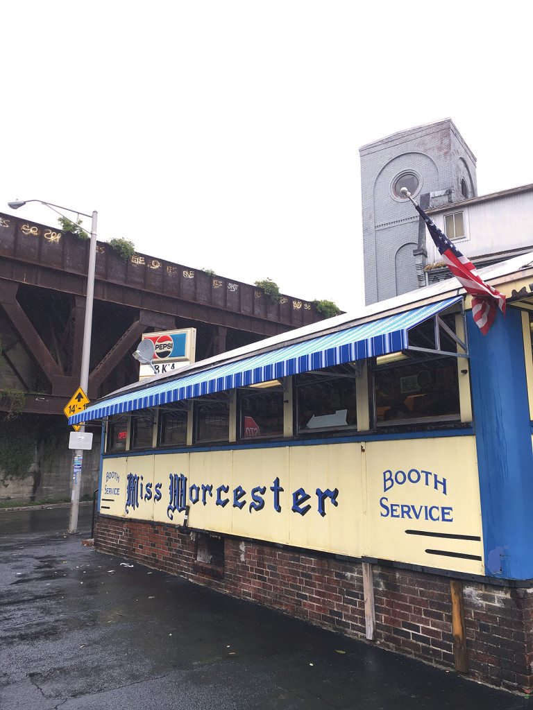 The famous Miss Worcester. Photo © Ben Young Landis.