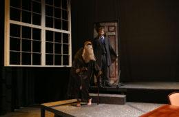 """""""The Elephant Man"""" Performed by Wakefield School"""