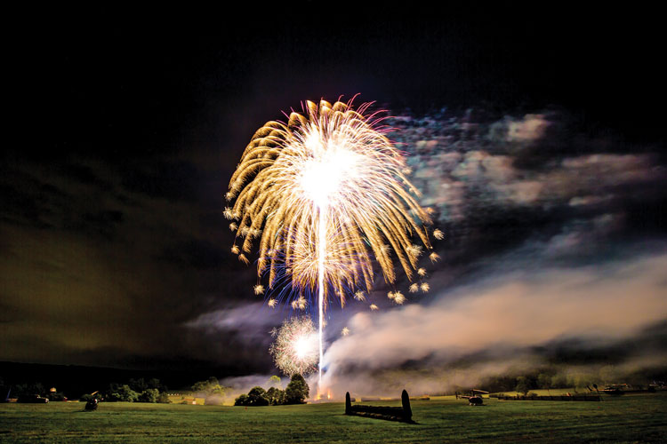 4th of July Celebration at Great Meadow 2016.