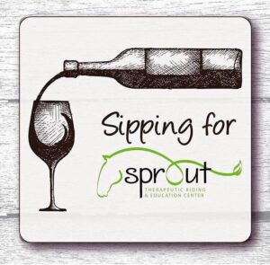Sipping for Sprout @ Stone Tower Winery