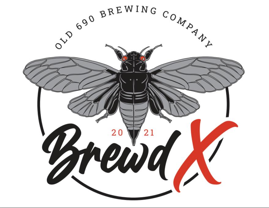 Old 690 brewing company, brewd x