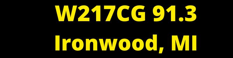 W217CG 91.3 Ironwood, MI