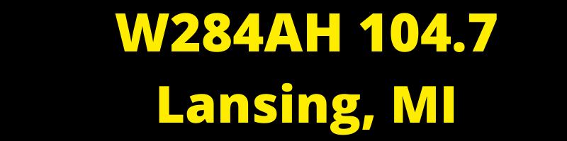 W284AH 104.7 Lansing, MI