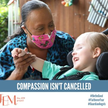 Compassion Isn't Cancelled