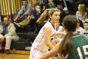 Middletown's South Freshman Stephaine Mayerhofer
