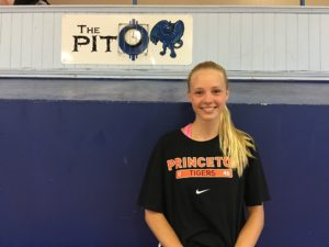 KAROLINA JARUSEVICIUTE will be a household name for recruiters...size and skills