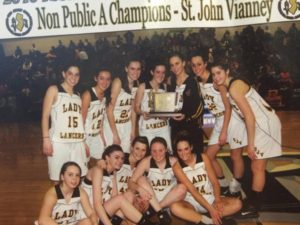 This year's team was expected to follow the SJV TRADITION of taking on the best