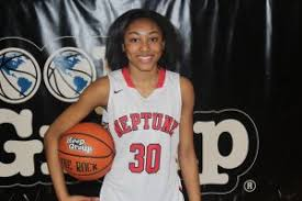 Makayla Andrews bested her 30 point nights with a 42 point game