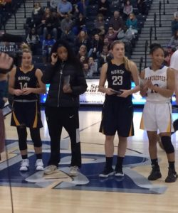 Reynolds joined Jenna Paul, Brielle Bisogno and Maya Grymes on The First Team All WOBM