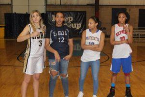 The 2017 Hoop Group All Freshman Team