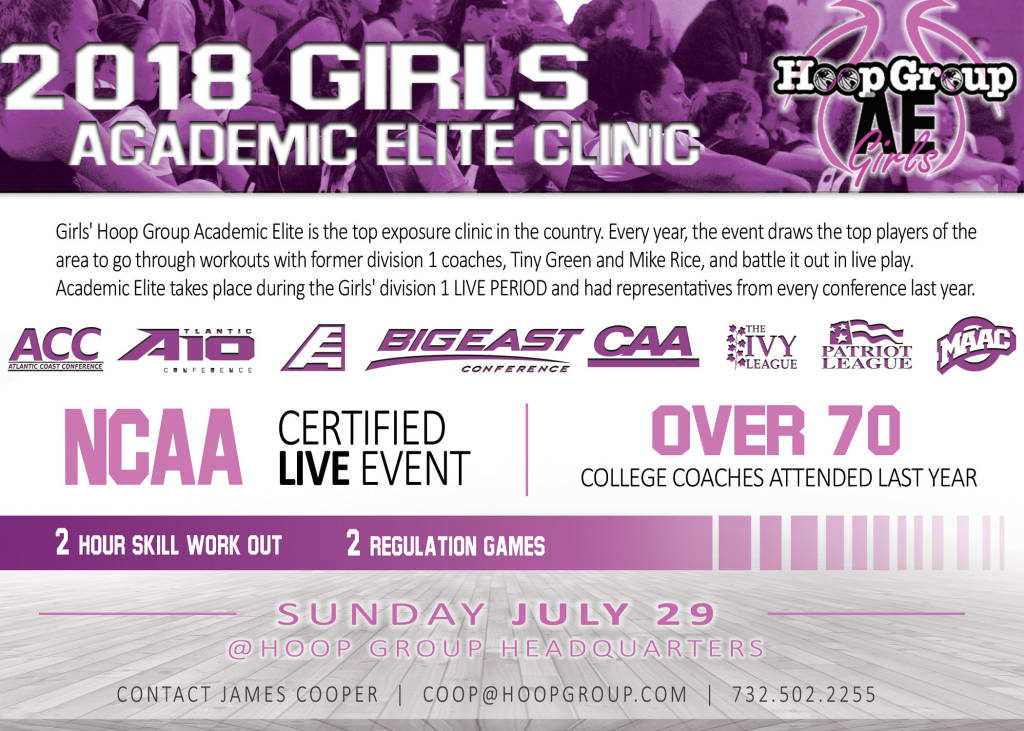This event has 11 spots....2022 players must get approval to attend