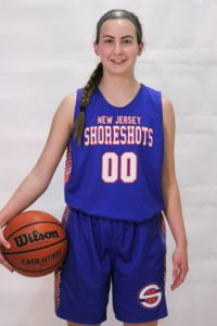 Still only 15 Paige Slaven has a big bright future