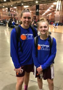 Oliva decided to play for Hall of Fame coach John Truhan and the New Jersey Belles