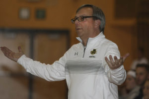 Red Bank Catholic High School head coach Joe Montano lack experince