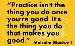 pratice quote