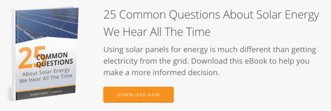solar call-to-action