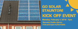 Go Solar Staunton Kick-off FB header