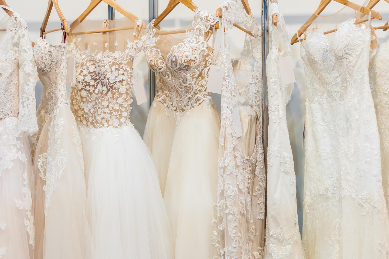 How to Find Your Dream Dress: 7 Tips from Our Bridal Gown Experts