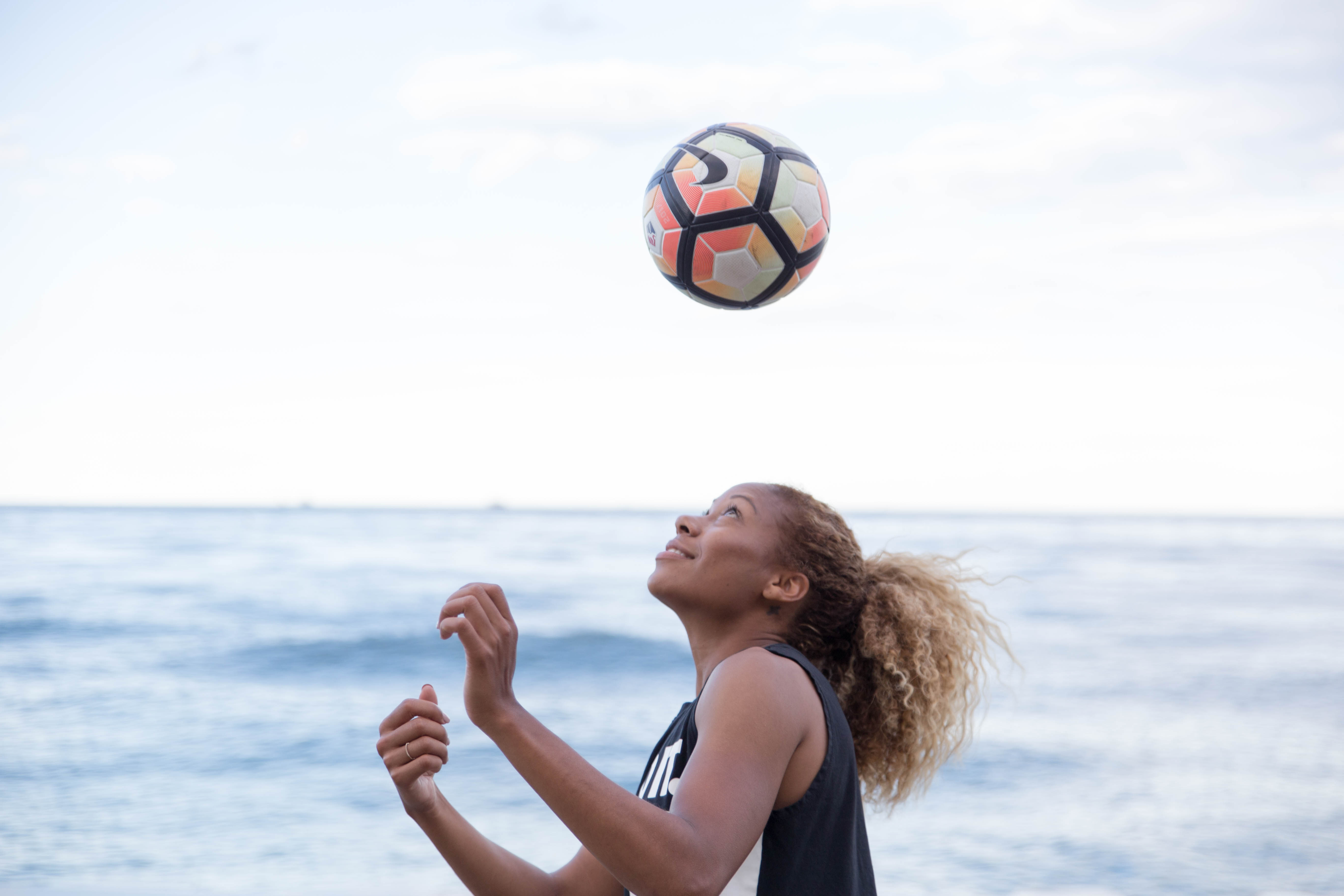 Photo Shoot: Casey Short of the Chicago Red Stars and U.S. Women's National Team