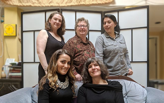 Female Entrepreneurs Empower One Another