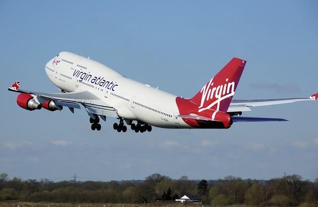 Virgin Atlantic and IoT
