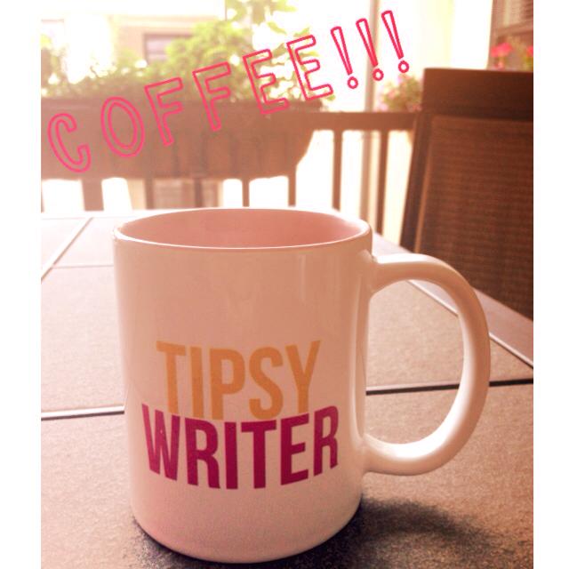 Tipsy Writer