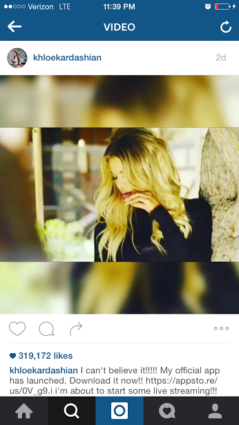 Khloe Kardashian App