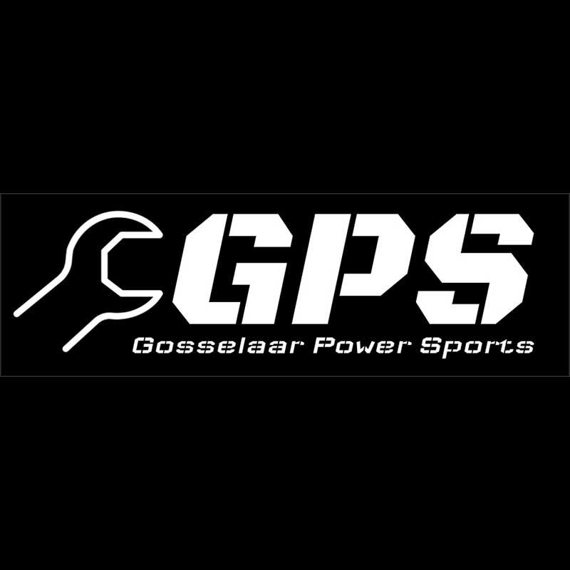 Logo for Gosselaar Power Sports