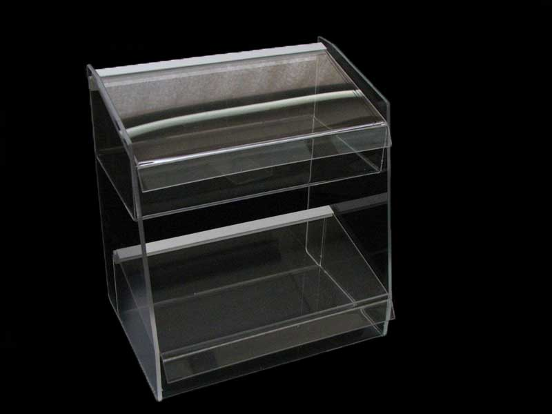 acrylic point of sale display