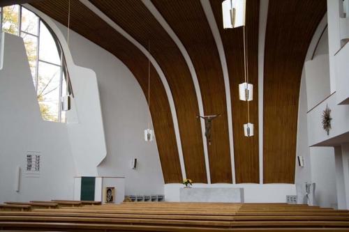 Holy Spirit Church Wolfsburg Germany