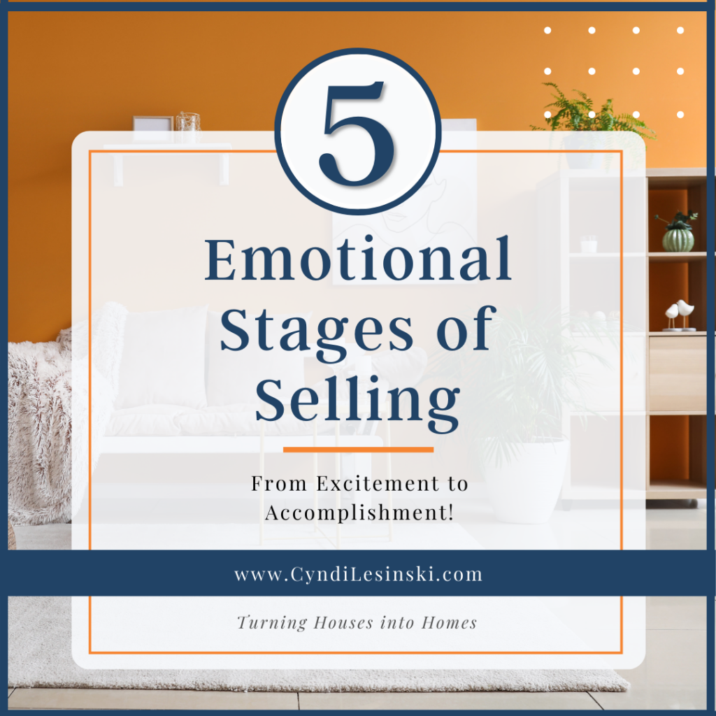 5 emotional stages