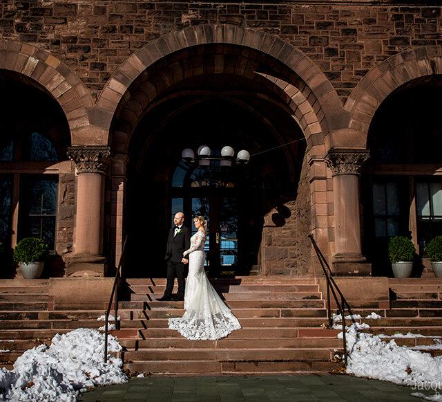 Ari and Tom – Romantic Hotel Henry Wedding Photos, Buffalo NY