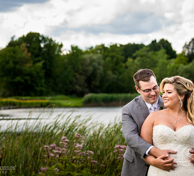 Brittany and Dana – A Cobblestone Creek Country Club Wedding, Victor NY