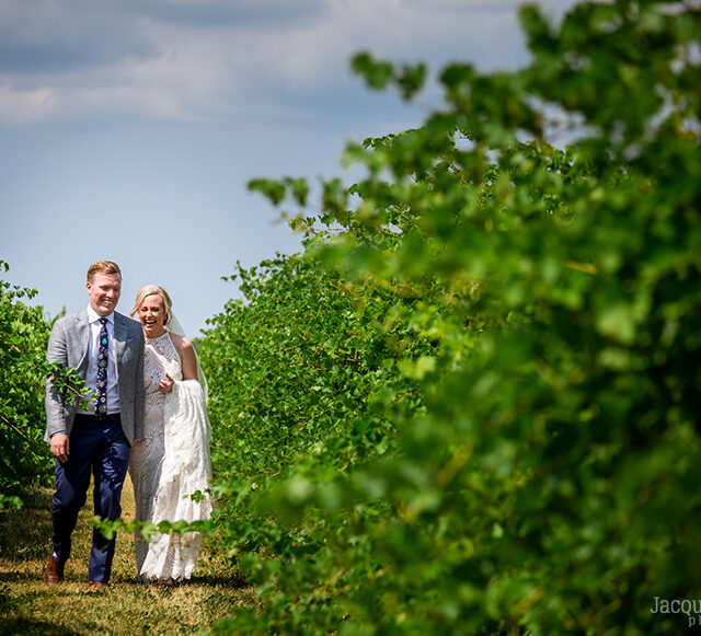 Kara and Graham – Becker Farms Wedding Photography, Gasport NY