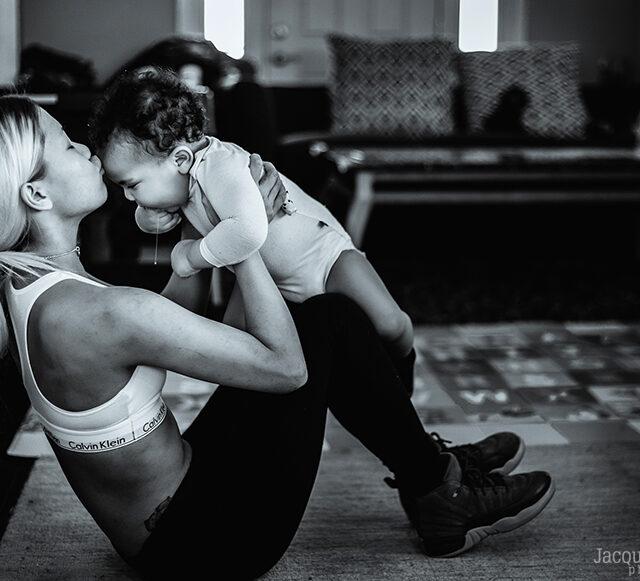 Baby Ki – Buffalo Documentary Family Photography, Lancaster NY