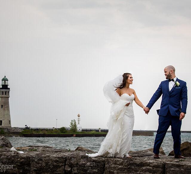 Tess and Nate – A Joy-Filled Pearl Street Grill Wedding, Buffalo NY