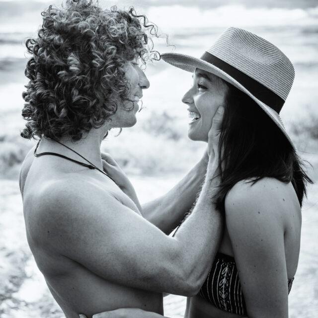 Lexxy and Ryan – Hamburg Beach Couples Session, Hamburg NY