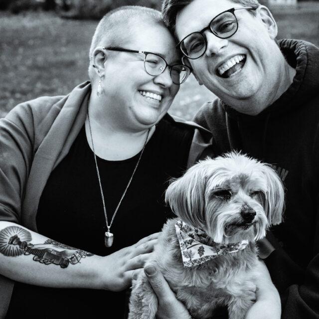 Alexis and Ben – Mendon Ponds Park Family Session