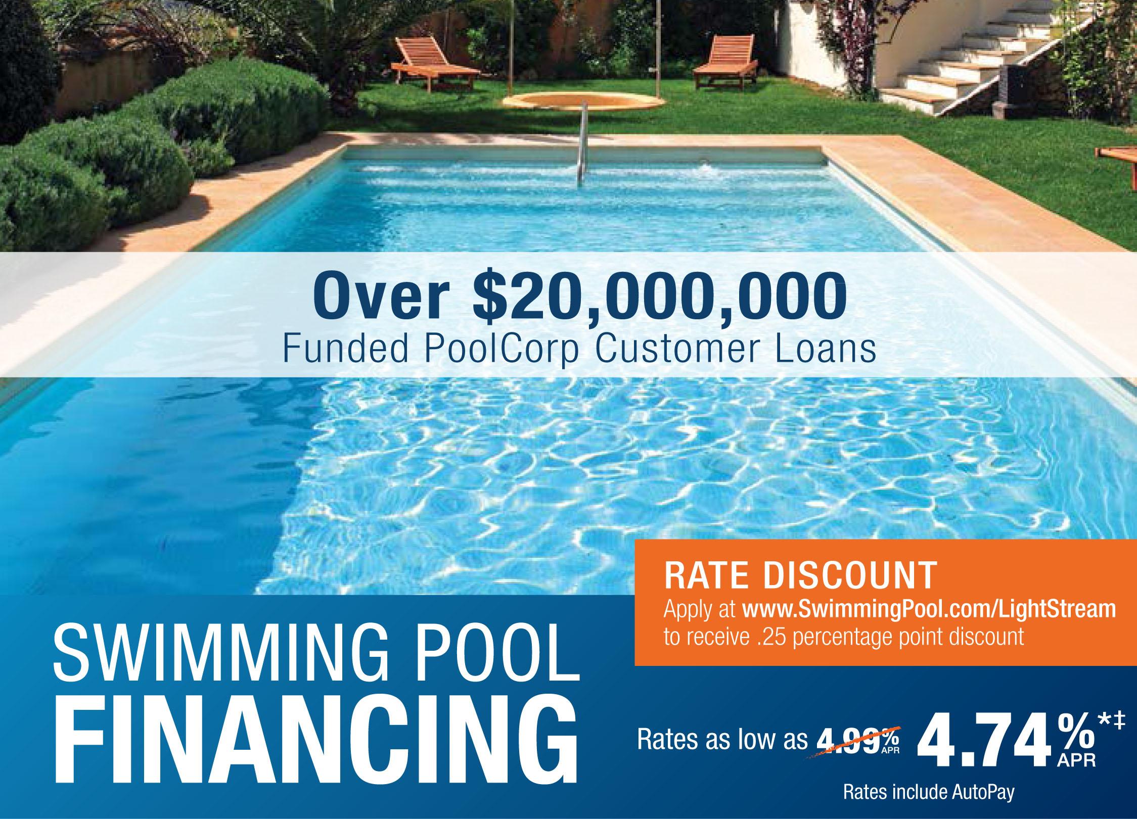 Swimming Pool Financing