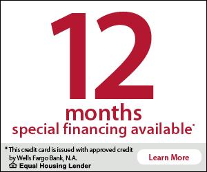 Wells Fargo Financing