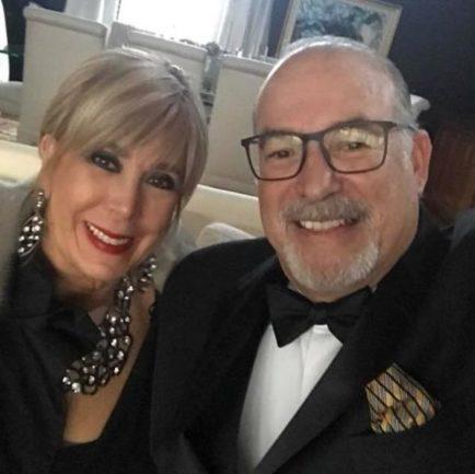 Husband wife team dynamic duo