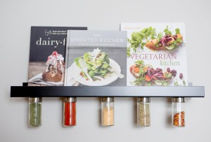 Magnetic spice rack from Etsy